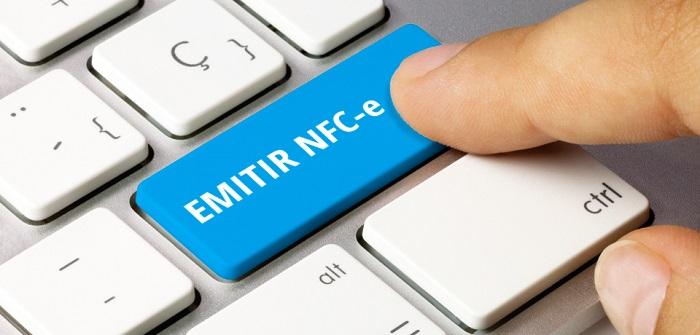 Nota Fiscal de Consumidor Eletrônica NFC-e
