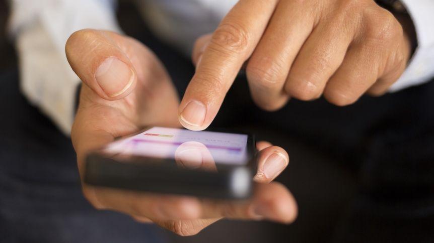 Força de vendas mobile